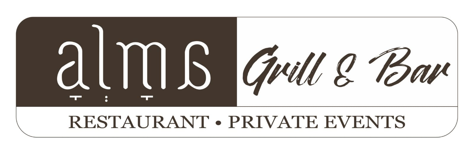 Alma Grill & Bar Logo